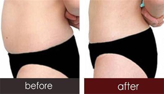为你展示减肥前后对比的图片