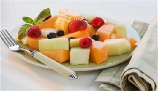 为你展示生果餐的图片