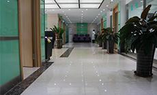 沈阳焦东海肥胖病医院的中医减肥科室的大厅环境图片