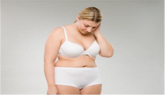 中医减肥治疗中的腰围展示图片