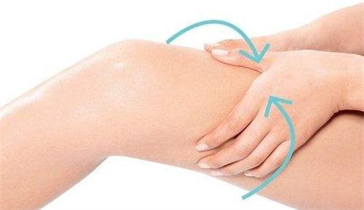 沈阳焦东海减肥医院为你展示大腿根部按摩的手法