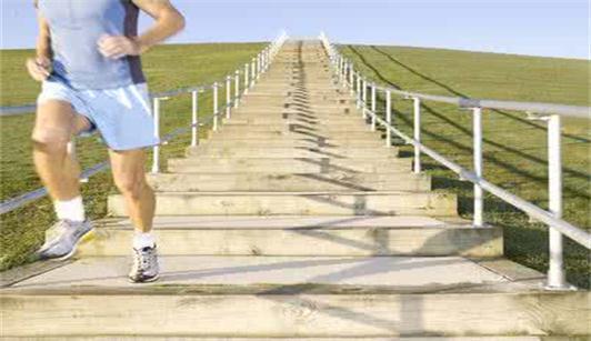 为你展示跑楼梯减肥的图片