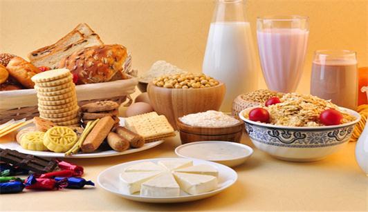沈阳焦东海减肥医院为你展示健康饮食食物的图片